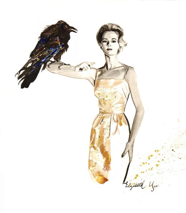 Tippi Hedren: The Birds