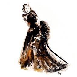 Marlene Dietrich- Stage Fright