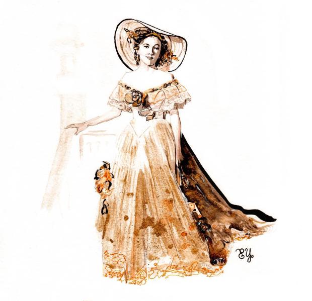 Joan Fontaine in Rebecca